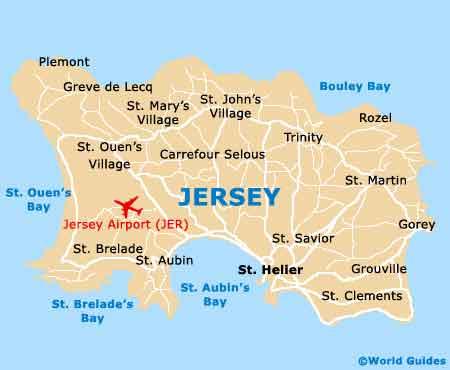 Mas da Ilha Jersey | Reino Unido