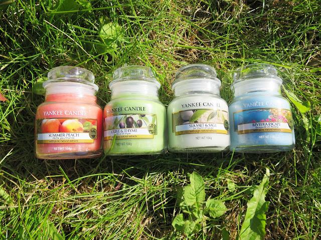 Yankee Candle Riviera Collection