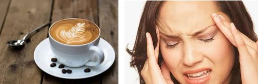 Insomnia, dizziness, heart rate increases after drinking coffee why