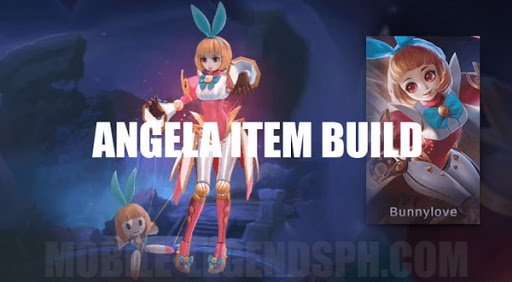Angela Guide Best Item Build