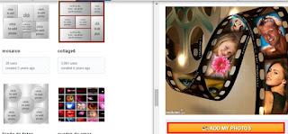 Colagem de fotos online grátis