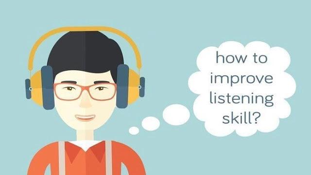 كورس تحسين مهارة الاستماع في اللغة الانجليزية مجاناً