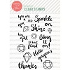 Essentials by Ellen Hello Gorgeous stamp set