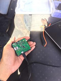 Device GPS FMB120