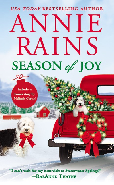 Book Review: Season of Joy (Sweetwater Springs #6) by Annie Rains