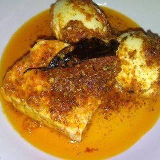 Menu Ramadan Resep Masakan Besengek Telur Ayam