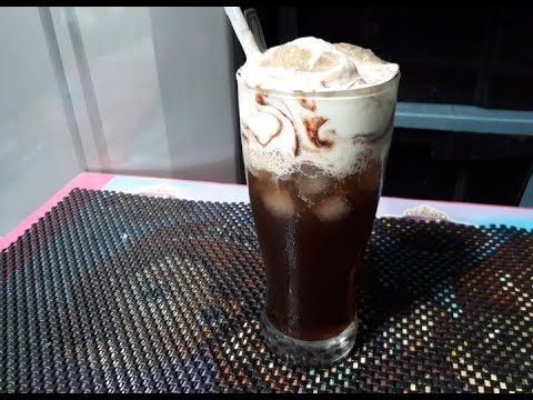 Resep Cola Float