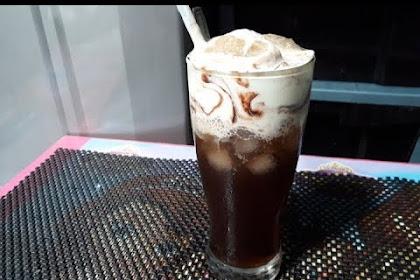 Resep Cola Float
