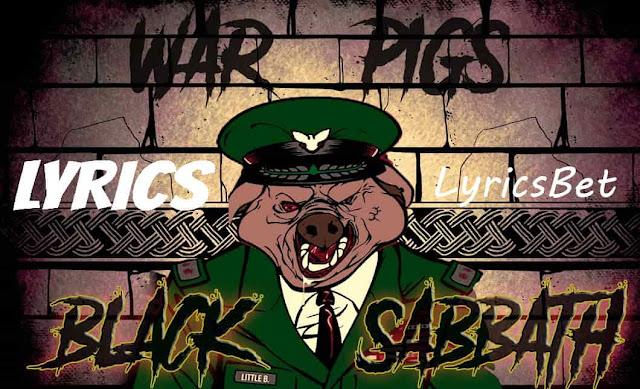 War Pigs Lyrics