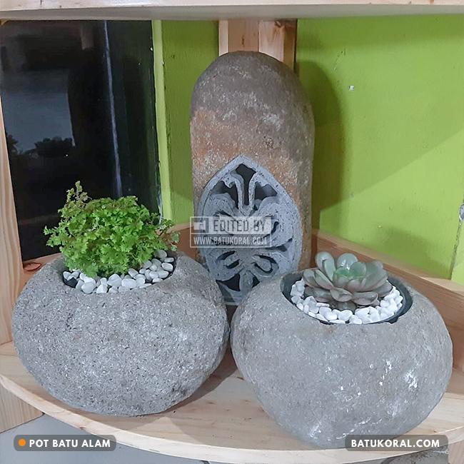kerajinan batu alam