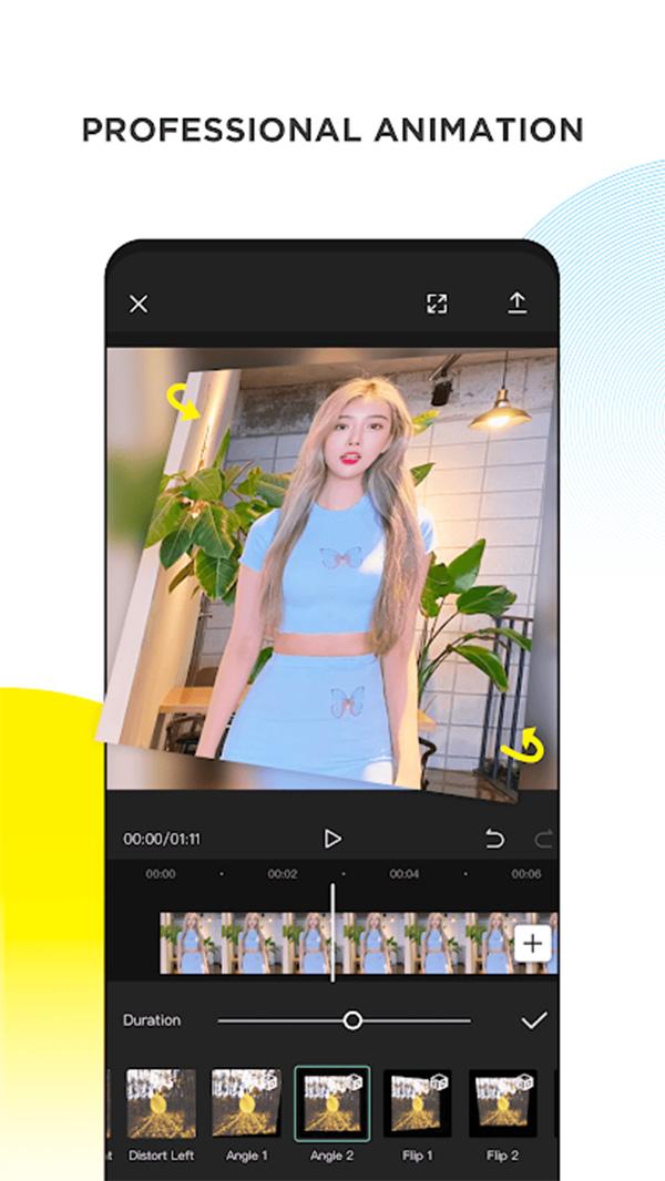 Tải CapCut Apk - App chỉnh sửa video cho Android miễn phí c