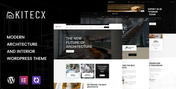 Best Architecture & Interior WordPress Theme