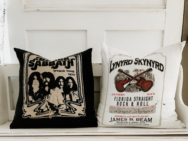 How To Make A Throw Pillow Out Of A T-Shirt