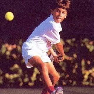Rafael Nadal Childhood Photo Jpeg