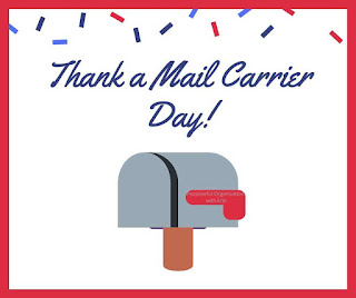National Thank a Mail Carrier Day Wishes Awesome Images, Pictures, Photos, Wallpapers