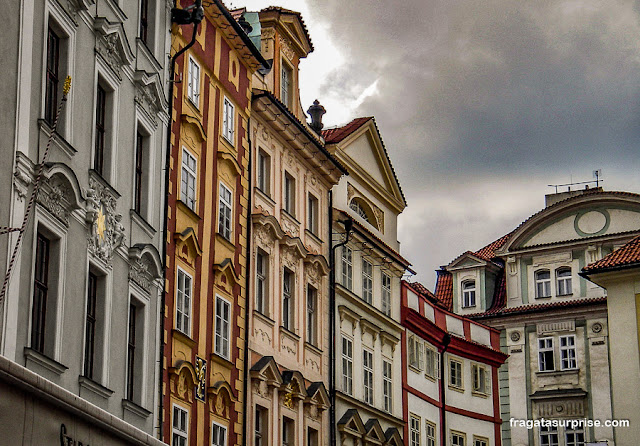 Praça da Cidade Velha, Praga (Staroměstské náměstí)