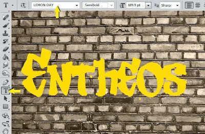 Cara Membuat Graffiti dengan Photoshop Keren dan Mudah