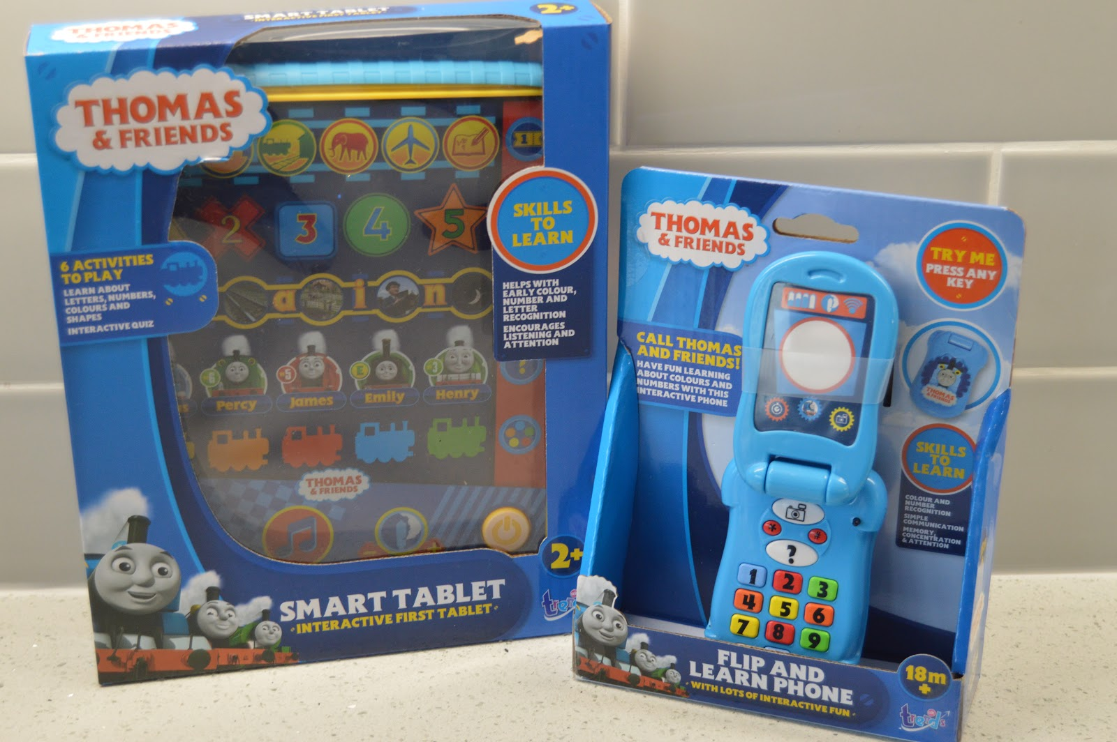 Thomas and Friends Electronic Toys