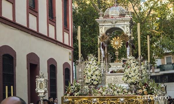 La Hermandad de San Francisco de Huelva celebrará una procesión del Corpus extraordinaria por su 125 aniversario