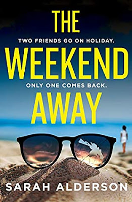 theweekendaway - Summer season Shorts: The Weekend Away by Sarah Alderson, Two Truths and a Lie by Meg Mitchell Moore & Lifeless to Her by Sarah Pinborough.