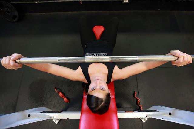 Half Body Workout - HBW, czyli trening połowy ciała