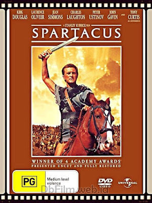 Sinopsis film Spartacus (1960)