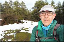 Usako Atxa mendiaren gailurra 912 m. -- 2017ko abenduaren 9an