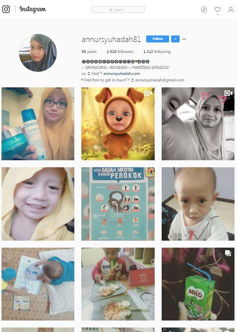 instagram annursyuhadah81 sushivid