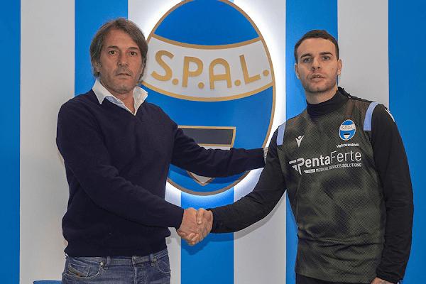 Oficial: SPAL, llega cedido Tumminello