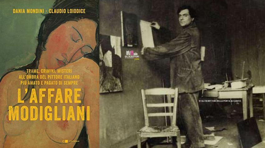 Recensione: L'affare Modigliani, di Dania Mondini e Claudio Loiodice