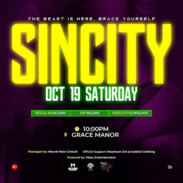 SIN CITY!!!, THE PARTY