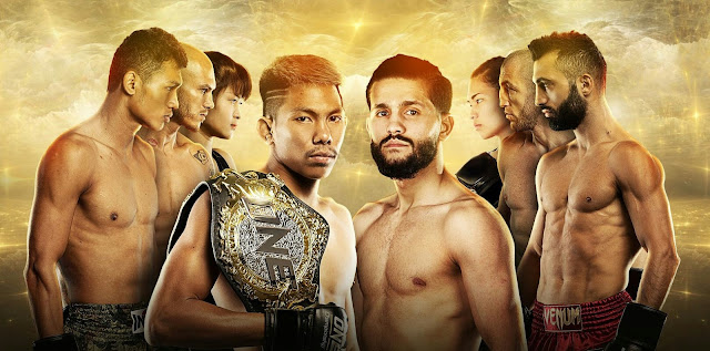 One Championship : Dreams of Gold
