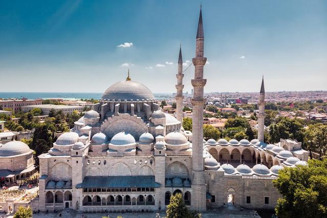 منطقة مسجد السليمانية