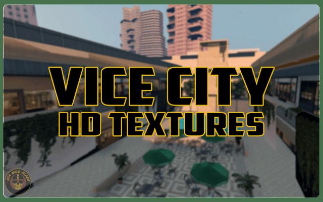 GTA Vice City HD car pack