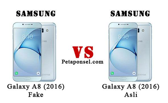 Cara Membedakan Samsung A8 2016 Asli dan Palsu