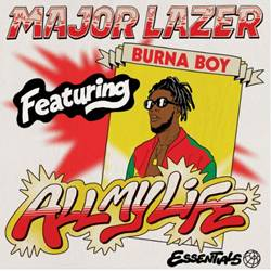 Baixar Música All My Life - Major Lazer feat. Burna Boy Mp3