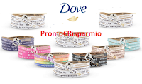 Logo Concorso ''Dove Help a Girl'': vinci 1045 bracciali dell'autostima We Positive