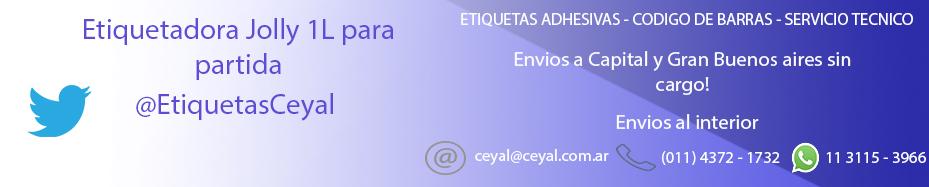Thumbnail de Etiquetas autoadhesivas impresas para frascos