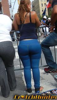 Cubanas hermosas pantalones apretados
