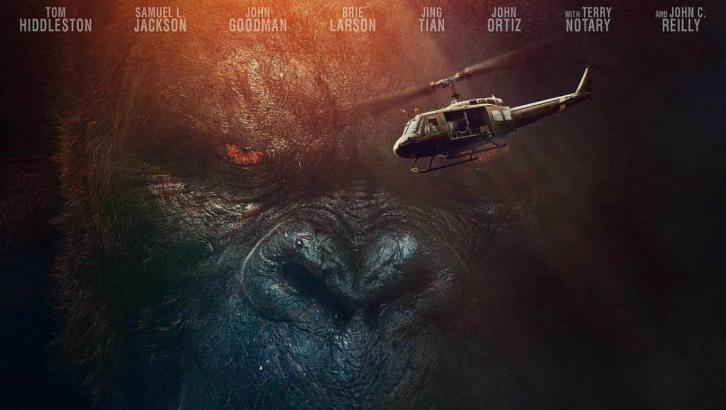 MOVIES: Kong: Skull Island - Trailer