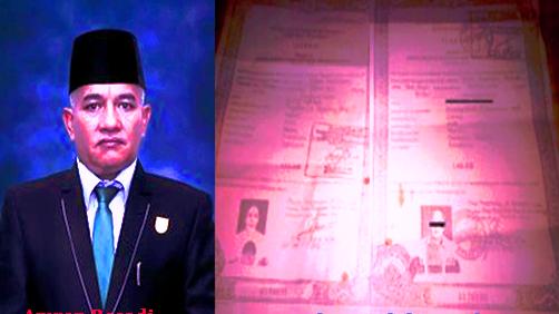 Segera Dilapor ke Polda Riau, Oknum Anggota DPRD Rohul Diduga Gunakan Ijazah Palsu Paket C
