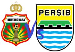 skor fulltime Bhayangkara vs Persib, bocoran bola, Prediksi akurat bola