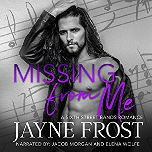 Missing From Me by Jayne Frost