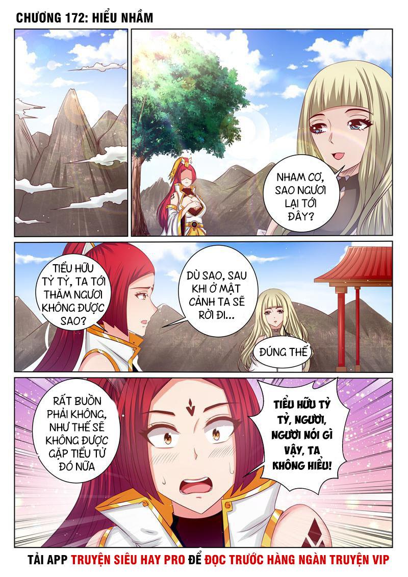 Linh Võ Đế Tôn chap 172 - Trang 2