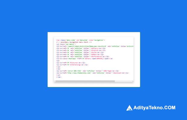 Cara Membuat Syntax Highlighter Mirip Google Code di Blogger/Blogspot