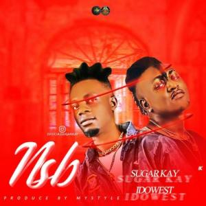 Download: Sugarkay Ft. Idowest – NSB (Never Stop Believing) #Arewapublisize