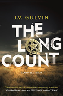 Review: The Long Count by JM Gulvin