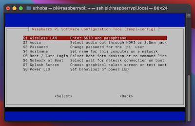 Raspberry Pi Konsoldan Wi-Fi ye Bağlanma