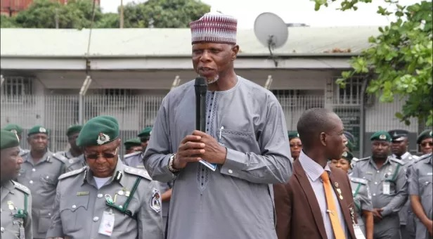 Court strikes out suit challenging Buhari's appointment of Hameed Ali as Customs boss