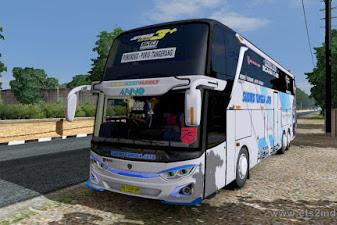 Jetbus 3 UHD Adudu Edit Diny ETS2 1.30 - 1.38